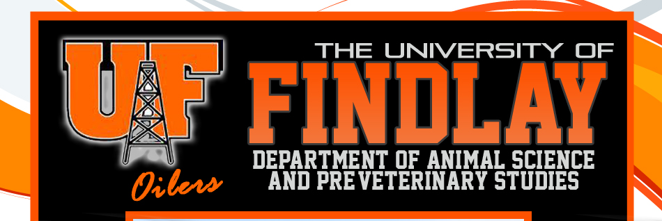 The University of Findlay Department of Animal Science and Pre-Veterinary Studies